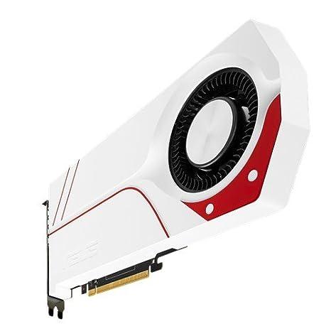 Asus Turbo-GTX 960-OC-4GD5 - Tarjeta gráfica de 4GB (PCI Express 3,0, GDDR5, HDMI 2,0, 3 x puerto de pantalla, DVI-I, 128 bit): Amazon.es: Informática