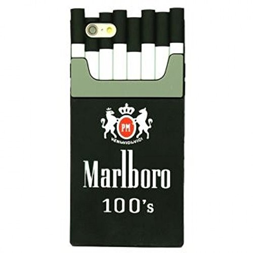 Aarnik 3d Marlboro 100 S Cigarette Design Soft Rubber Amazon In Electronics