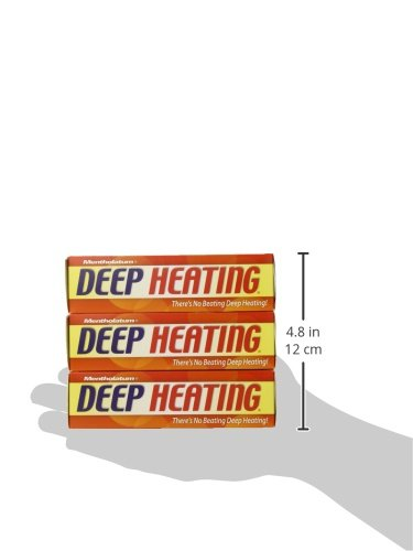 Deep heat gay