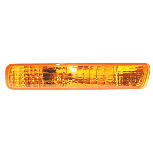 DAT 94-95 HONDA ACCORD FRONT SIGNAL LIGHT ASSEMBLY IN THE BUMPER RIGHT PASSENGER SIDE ()
