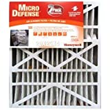 Honeywell 20 in. x 25 in. x 4 in. Pleated Air Cleaner Replacement Filters (2-Pack)
