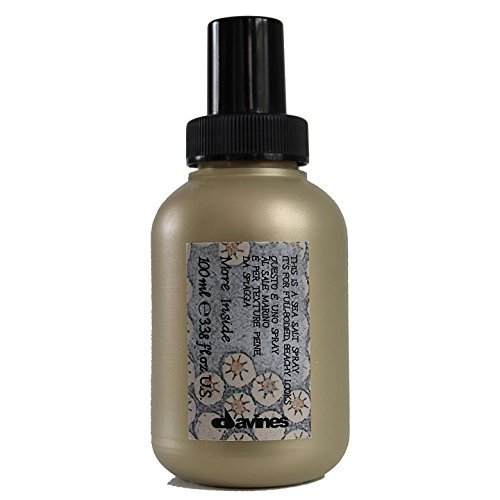 Davines MORE INSIDE Sea Salt Spray 3.38 oz