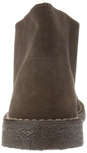 Clarks Originals Mens Desert Boot, Black Suede, 14 M, Brown, 46,5 EU M