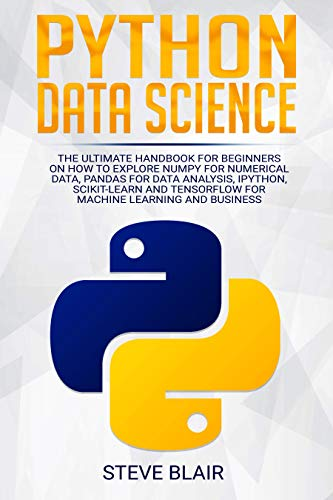 23 Best New Data Science Books To Read In 2019 - BookAuthority