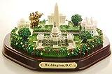 "Washington DC Paperweight - Monuments (6 1/4"" Wide) , Washington DC Souvenirs, Washington D.C. Gifts"