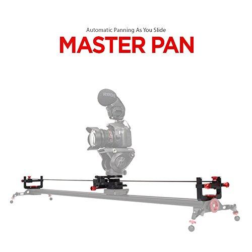 Konova Master Pan for 150cm Slider (Not Included Any Slider) (Konova Skater Dolly)