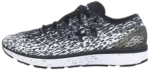 Under Armour Europe B.V.–UA Charged Bandit 3Ombre He de RU blanco y negro