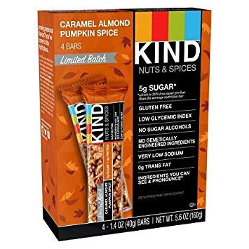 Kind Granola Bars nuts & spices 5.6 oz