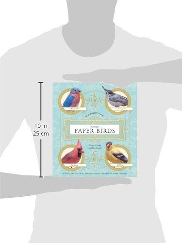 Beautiful-Paper-Birds-Easy-to-Make-Lifelike-Models