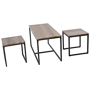 Modern Living Room End Tables