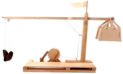 Pathfinders Leonardo Da Vinci Trebuchet Engine