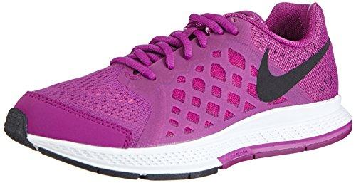 Nike Zoom Pegasus 31 - Zapatillas Niñas Bold Berry/Black-White-Pink Power
