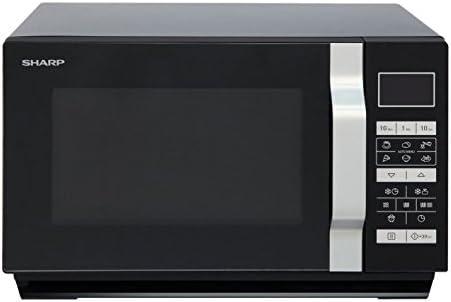 Sharp Home Appliances R760BK Encimera - Microondas (Encimera ...