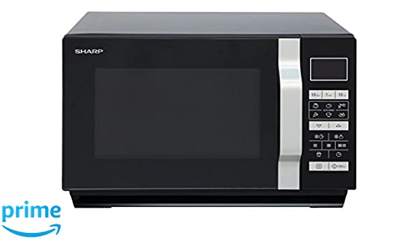 Sharp Home Appliances R760BK Encimera - Microondas (Encimera ...