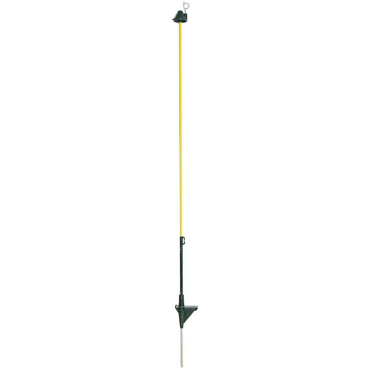 memorizzare Ovale della fibra di vetro Lamp Post, Post, Post, 18 cm, Metall  Ritorno di 10 giorni