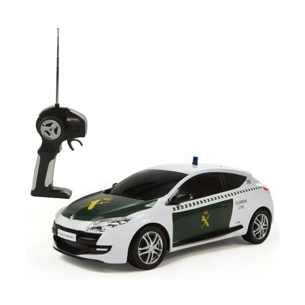 ColorBaby- Coche guardia civil, 1:14 (Color Baby 40334) 1