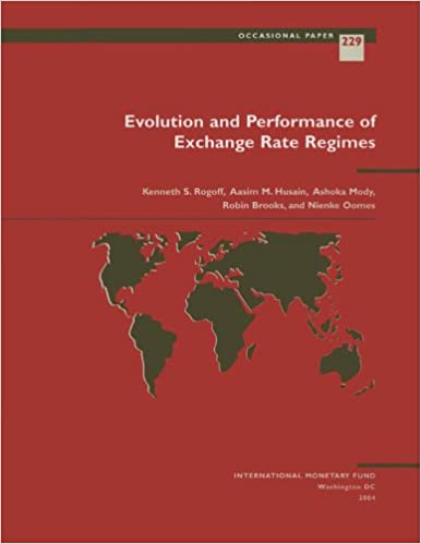 image for Evolution and Performance of Exchange Rate Regimes (International Monetary Fund Occasional Paper)