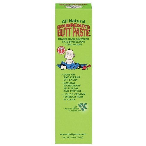 Boudreaux's Buttpaste, All Natural 4 oz (113 g) ()