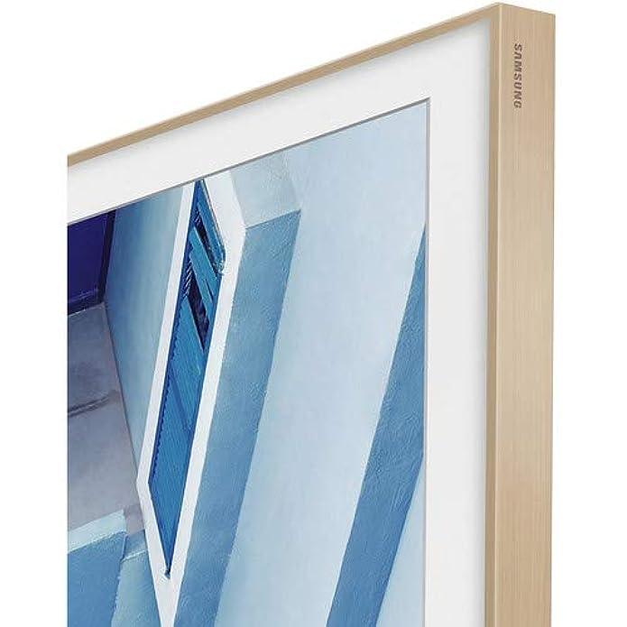 Samsung 49u0022 The Frame Customizable Bezel, Beige