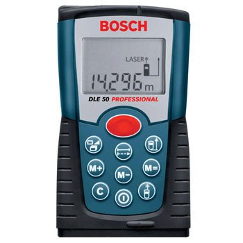 BOSCH ボッシュ デジタルレーザーメーター 3165140397582 DLE50 B001EHQ9N0