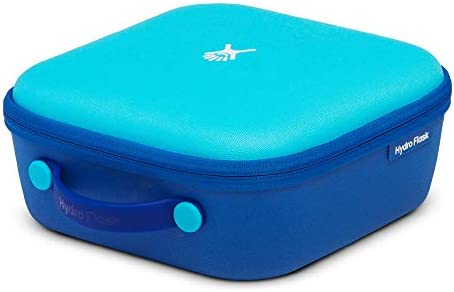 Hydro Flask Lightweight Insulated Kids Lunch Box - 3.5 L, Ocean/Whale