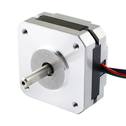 Short Body Nema 17 Bipolar Step Motor 3 5v 1a