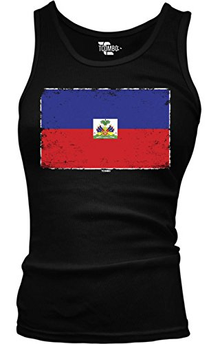 Tcombo Distressed Haitian Flag Junior product image