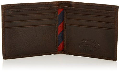 Johnson Mens BM56924760 Brown Mini Tommy Wallet Hilfiger Tommy Hilfiger CC wg7pq