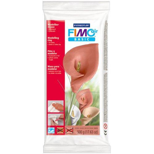 Fimo Air-Dry Clay 17.63 Ounces-Terra Cotta