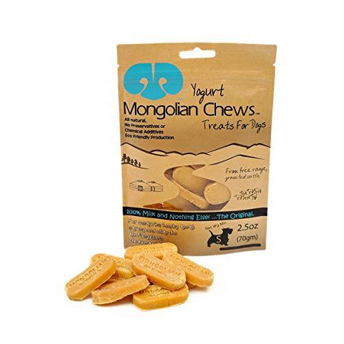 Mongolian Chews Small 2.5oz (70g)