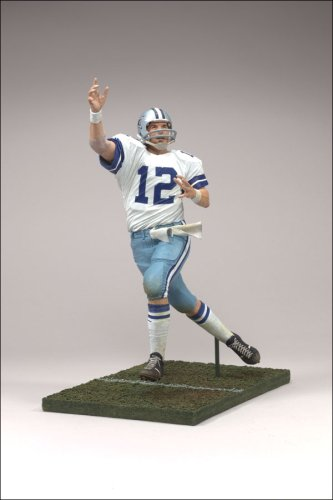 b21cf8fc917 Image Unavailable. Image not available for. Color: Dallas Cowboys Roger  Staubach ...