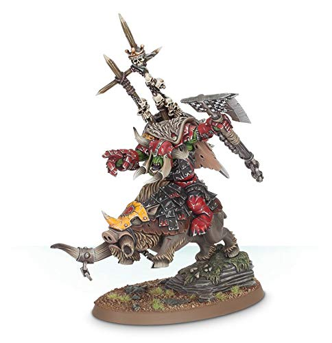 Warhammer Fantasy: Orks - Gorbad Eisenfaust