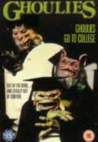 Carlton Toilet - Ghoulies III: Ghoulies Go to College