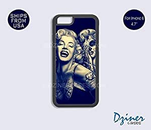 iPhone 6 Case - 4.7 inch model - Marilyn Monroe iPhone Cover hjbrhga1544