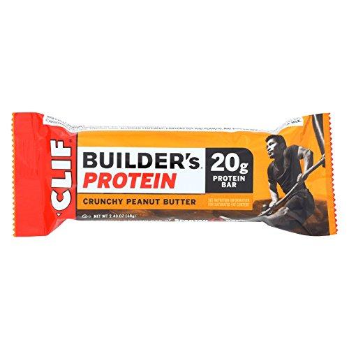 Clif Bar Builder Bar Crnhy Pnt Btr 2.4 Oz by Clif Bar (Image #3)