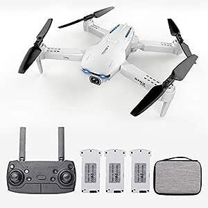 Goolsky- S162 RC Drone con Cámara GPS Ajustable Gran Angular 4K 5G ...