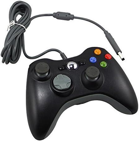 Althemax® controlador de joysticks con cable USB para Microsoft ...