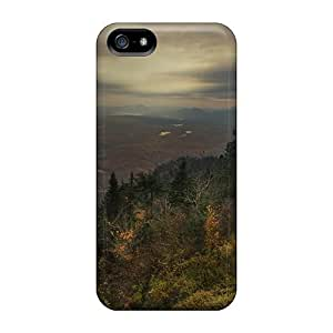 Awesome Case Cover/iphone 5/5s Defender Case Cover(an Overcast Autumn Day)