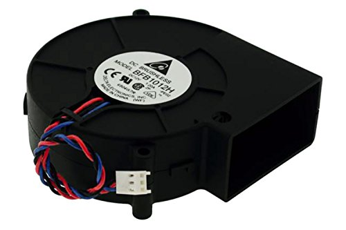 Swellder Delta BFB1012H 97mm 33mm New Blower 12v Dc Ball Brg Cooling Fan 3 Pin