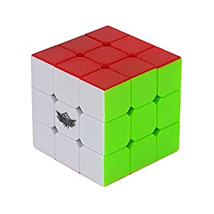 Cyclone Boys Speed Cube Set ,Cyclone Boys CubeSet 2x2 3x3 Magic Speed Cube wisty Box Puzzle Gift for Kids and Adults Challenge 2 pack