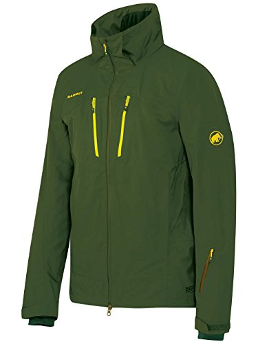 Mammut Stoney HS Jacket seaweed L (Hs Jacket compare prices)