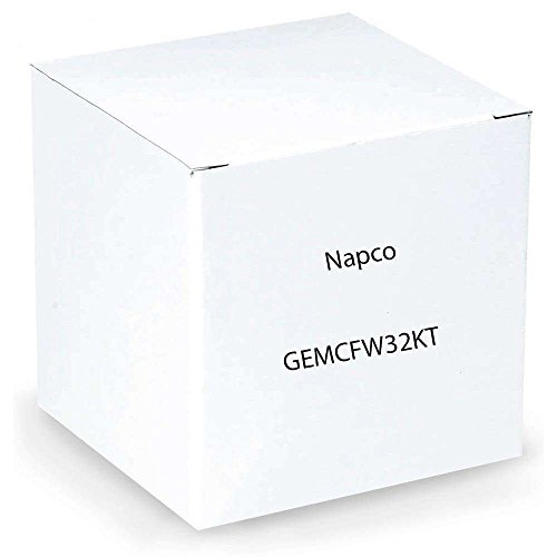 Napco Alarms - NAPCO SECURITY SYSTEMS GEMCFW32KT GEM-C Commercial Fire Alarm Panel Kit, i