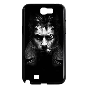 Samsung Galaxy N2 7100 Cell Phone Case Black Dark Wolverine R5X4ES