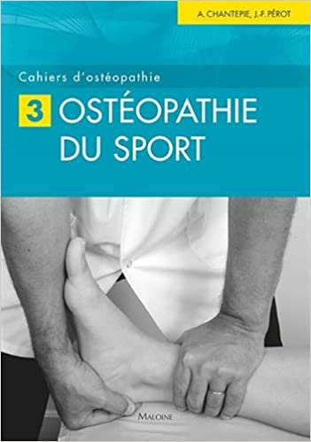Amazon Fr Osteopathie Du Sport Andre Chantepie Jean