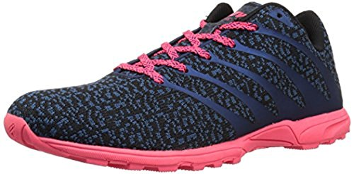 Inov8 Women's F-Lite 195 Classic Cross-Trainer Shoes Blue/Pink W7 & Headband Review