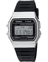 Men's 'Classic' Quartz Metal and Resin Casual Watch,...