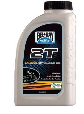 Bel-Ray 2T Mineral Engine Oil - 1L. 99010-B1LW (1)