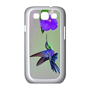 Hummingbird Discount Personalized Cell Phone Case for Samsung Galaxy S3 I9300, Hummingbird Galaxy S3 I9300 Cover