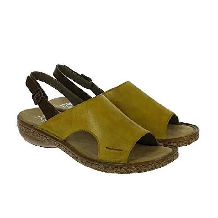 Abbigliamento Donna Rieker 628c5 Sandals