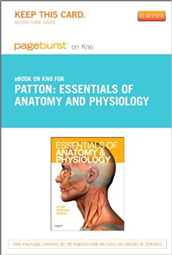 Essentials of Anatomy and Physiology - Elsevier eBook on Intel ...